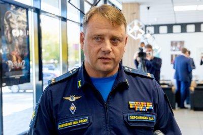 «Будет 12 вертолетов»: южноуральцы первыми встретят Юлию Пересильд из космоса