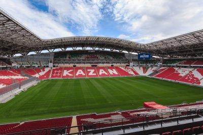 Челябинцы поддержали футболистов на матче ЧМ-2022 в Казани