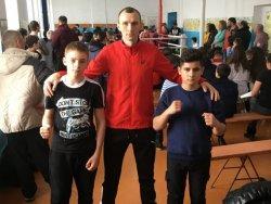 Из сельской секции в спортивную школу олимпийского резерва