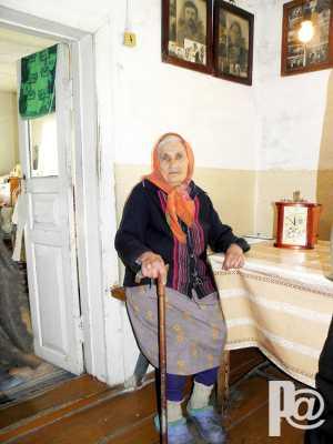 Благодетель из деревни Озеро-Сосновка