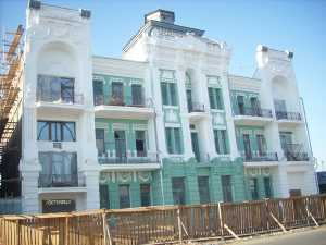 Новая жизнь гостиницы Башкирова