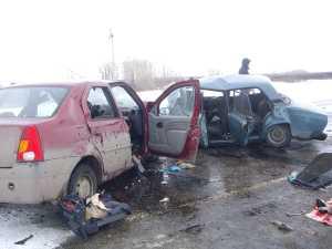 В аварии вновь погибли дети