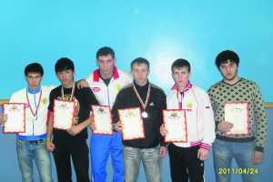 Путевка на Чемпионат России