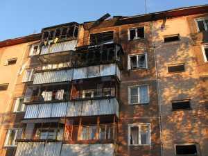 Взрыв бытового газа в Троицке. Разрушено несколько квартир