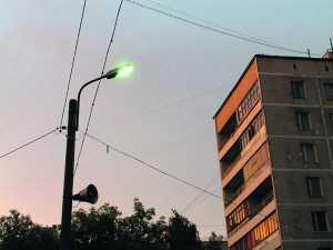 Уличное и дворовое освещения: состояние и перспективы