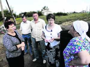 Вопросы водоснабжения под личным контролем у главы района